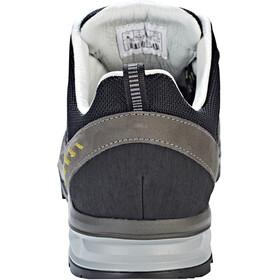 Lowa Ledro LL Low-Cut Schuhe Herren anthracite/kiwi